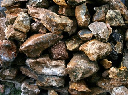 rocks, abstract background Stock Photo