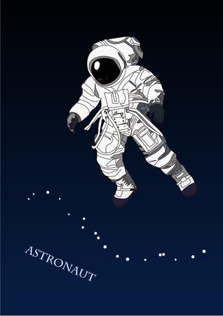 Astros illustrator