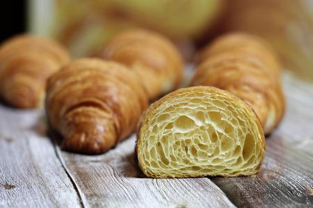 Butter Croissant Фото со стока - 67622349