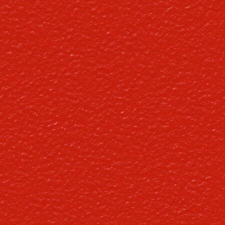 赤いコーティングを施した壁 写真素材