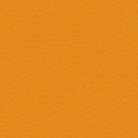 オレンジ色のコーティングを施した壁