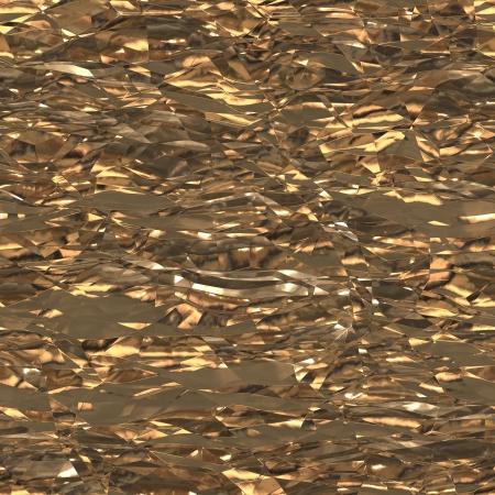 foil: Foil wrap background