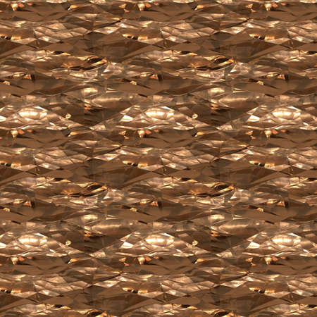 foil: Crumpled metal foil texture