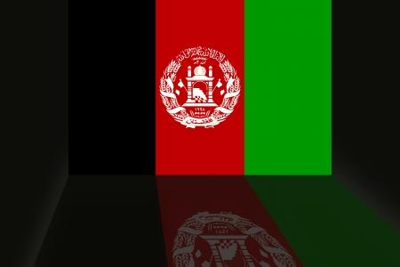 shaddow: Flag of Afghanistan