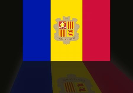 shaddow: Flag of Andorra