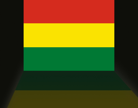 shaddow: Flag of Bolivia