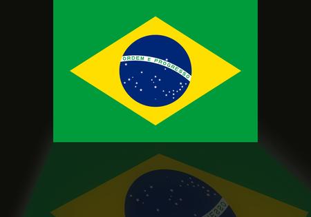 shaddow: Flag of Brazil