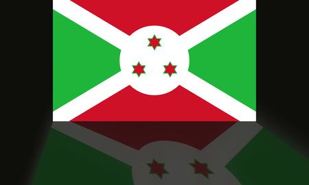 shaddow: Flag of Burundi
