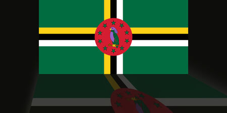 shaddow: Flag of Dominica