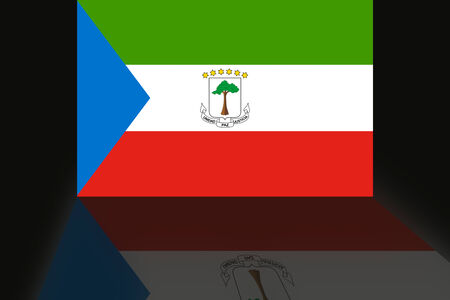 shaddow: Flag of Equatorial Guinea