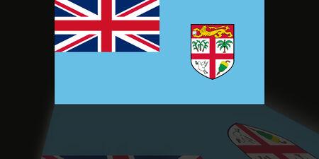 shaddow: Flag of Fiji