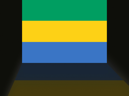 shaddow: Flag of Gabon