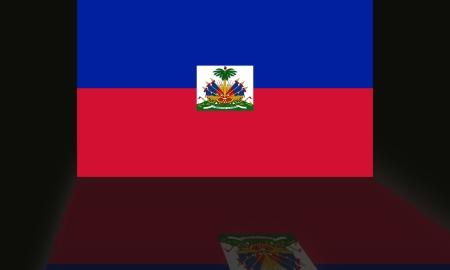 shaddow: Flag of Haiti