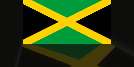 shaddow: Flag of Jamaica