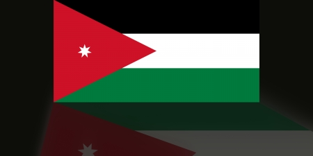 shaddow: Flag of Jordan