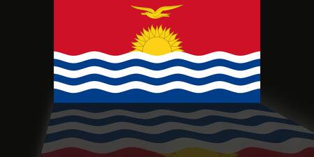 shaddow: Flag of Kiribati