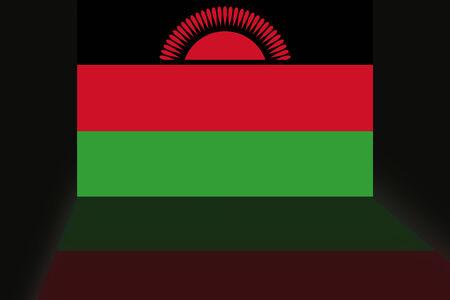 shaddow: Flag of Malawi