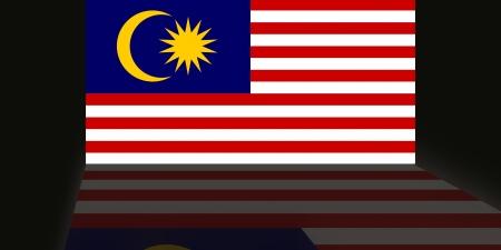 shaddow: Flag of Malaysia