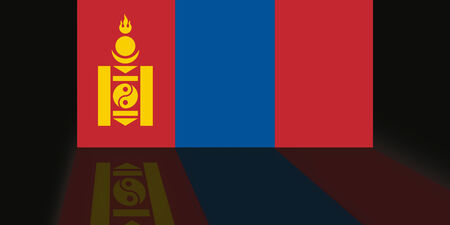 shaddow: Flag of Mongolia