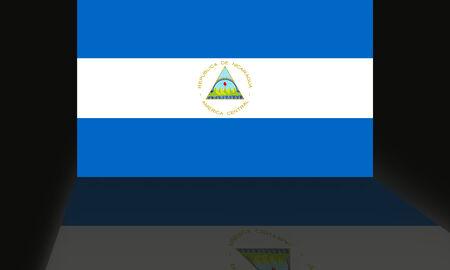 shaddow: Flag of Nicaragua