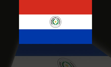 paraguay: Flag of Paraguay