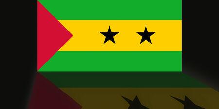 tomo: Bandiera di Sao Tome e Principe