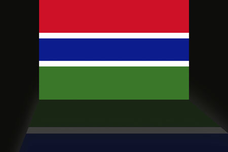 shaddow: Flag of The Gambia
