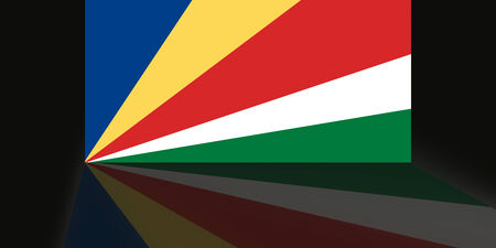 shaddow: Flag of Seychelles