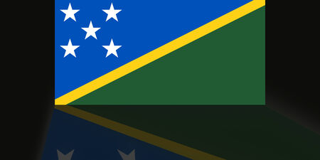 shaddow: Flag of the Solomon Islands