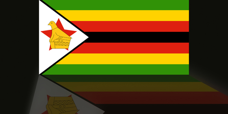 shaddow: Flag of Zimbabwe