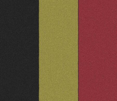 Tricoté drapeau de la Belgique Banque d'images - 25068863