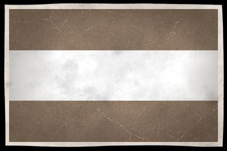 Old flag of Austria