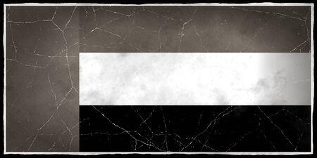 Oude vlag van de Verenigde Arabische Emiraten