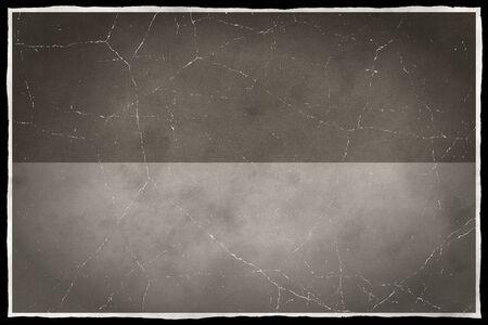 Old flag of Ukraine