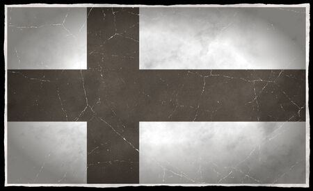 old flag: Old flag of Finland