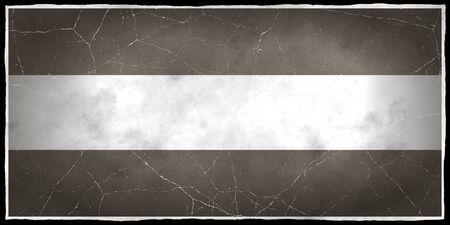 Old flag of Hungary Stock fotó