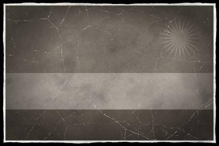 Old flag of Rwanda Stock fotó