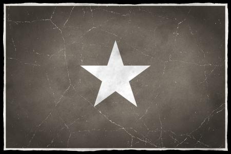 Old flag of Somalia