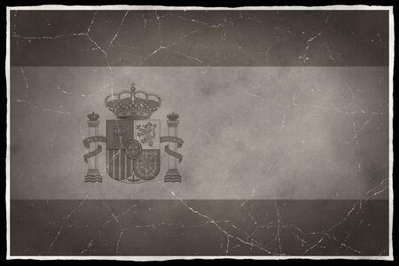 Old flag of Spain