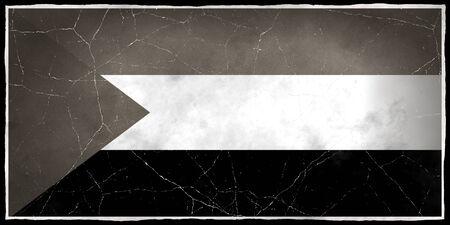 Old flag of Sudan