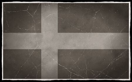 Old flag of Sweden