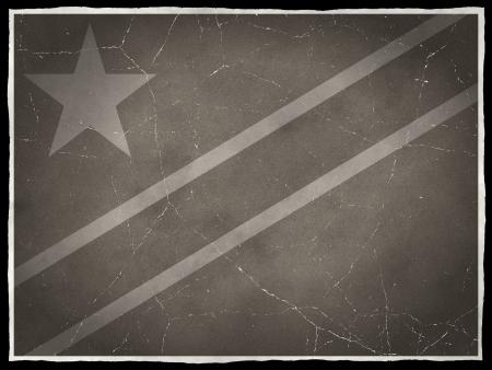 コンゴ民主共和国の旧国旗