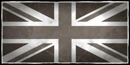 Old flag of the United Kingdom