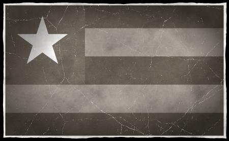 Old flag of Togo