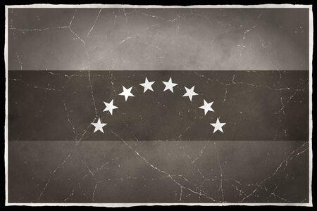 Old flag of Venezuela