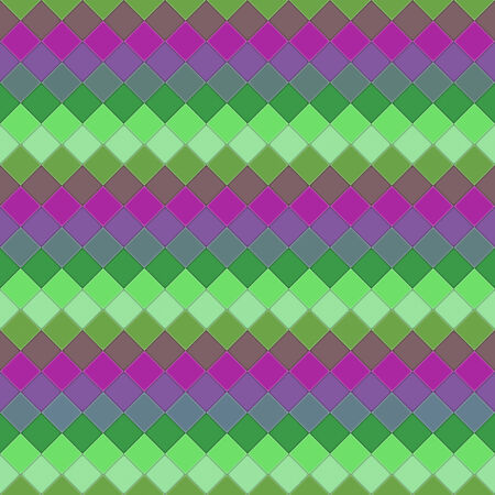 Abstract Argyle Checkerboard Background