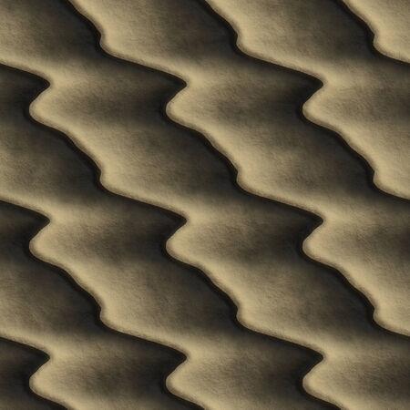 砂の抽象的な背景 写真素材