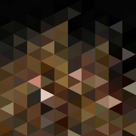 Abstract geometric triangle pattern Banco de Imagens - 28138837