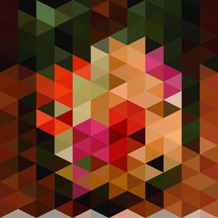 Triangle pattern background Фото со стока