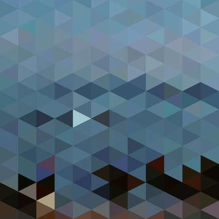 Triangle pattern background Reklamní fotografie